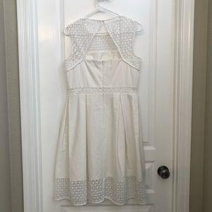 White dress